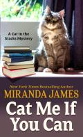 A Cat in the Stacks Mystery||||Cat Me If You Can