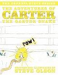 The Adventures of Carter the Garter Snake: The Grandpa Steve Series
