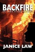 Backfire: An Anna Peters Mystery