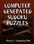 Computer Generated Sudoku Puzzles