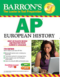 Barrons AP European History 7th Edition
