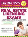 Barrons Real Estate Licensing Exams 10th Edition