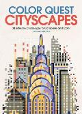 Color Quest Cityscapes 30 Extreme Challenges to Complete & Color