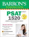 Barrons PSAT NMSQT 1520 with Online Test With Bonus Online Test