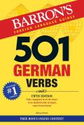501 German Verbs with CD ROM 5th Edition