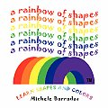 Rainbow of Shapes: Learn Shapes and Colors