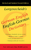 German English Dictionary 2nd Edition