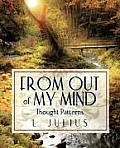 From Out of My Mind: Thought Patterns