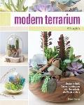 Modern Terrarium Studio Design + Build Custom Landscapes with Succulents Air Plants + More