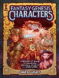 Fantasy Genesis Characters A creativity game for drawing original people & creatures