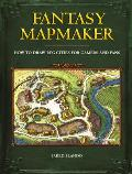 Fantasy Mapmaker How to Draw RPG Cities for Gamers & Fans