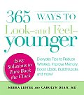 365 Ways To Look & Feel Younger