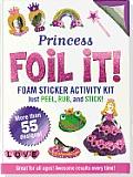 Large Foil It! Princess