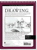 Large Premium Drawing Pad 9 X 12