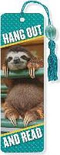 Beaded Bookmark Baby Sloth