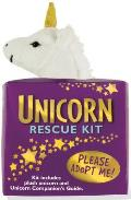 Unicorn Rescue Kit Book with Plush