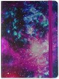 Galaxy Ruled Journal