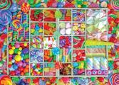 Candy Party 1000 Piece Jigsaw Puzzle