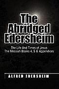 The Abridged Edersheim