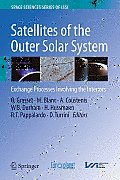 Satellites of the Outer Solar System Exchange Processes Involving the Interiors