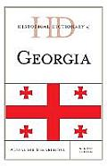 Historical Dictionary of Georgia, Second Edition