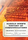 Harold Innis's History of Communications: Paper and Printing--Antiquity to Early Modernity