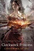 The Infernal Devices 03. Clockwork Princess