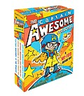 Captain Awesome Collection A MI TEE Boxed Set Captain Awesome to the Rescue Captain Awesome vs Nacho Cheese Man Captain Awesome & the New Kid Captain Awesome Takes a Dive