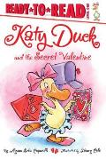 Katy Duck and the Secret Valentine: Ready-To-Read Level 1