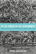 In the Power of the Government The Rise & Fall of Newsprint in Ontario 1894 1932