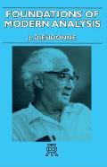 Foundations of Modern Analysis