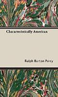 Characteristically American