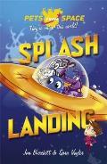 Splash-landing!
