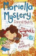 Mariella Mystery Investigates 05 The Spaghetti Yeti