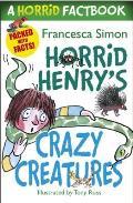 A Horrid Factbook: Crazy Creatures