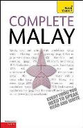 Complete Malay (Bahasa Malaysia) (Learn Malay With Teach Yourself)