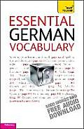 Essential German Vocabulary