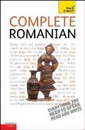 Complete Romanian Beginner To Intermediate Course: Learn To Read, Write, Speak and Understand a New Language With Teach Yourself