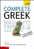 Complete Greek Beginner To Intermediate Course: Learn To Read, Write, Speak and Understand a New Language With Teach Yourself