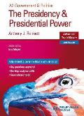 Presidency and Presidential Power Advanced Topic Master