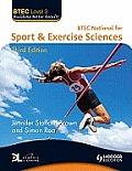 Btec Level 3 National Sport & Exercise Scienceslevel 3