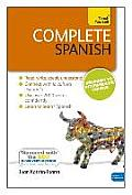 Complete Spanish Learn Spanish with Teach Yourself