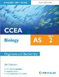 Ccea As Biology Student Unit Guide: Unit 2 Organisms and Biodiversity