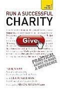 Run a Successful Charity: Teach Yourself