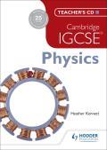 Cambridge Igcse Physics Teacher's CD