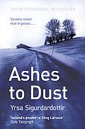 Ashes to Dust Yrsa Sigurdardttir