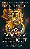 Daughter of Smoke & Bone 02 Days of Blood & Starlight