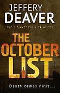 October List UK ed