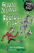 Ghost Striker at the Football Clubbook 11