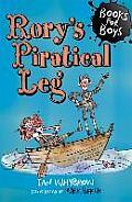 Rory's Piratical Legbook 16